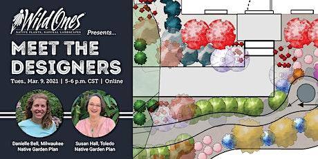 Meet Wild Ones Native Garden Designers Danielle Bell & Susan Hall tickets