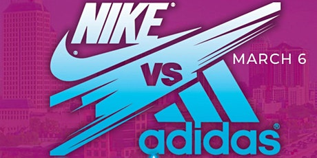 Brunch on First Saturday - Nike vs Adidas Edition tickets