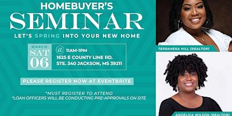 Homebuyer's Seminar tickets