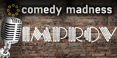 Limited FREE Tickets To Tempe Improv Comedy Madness Show tickets