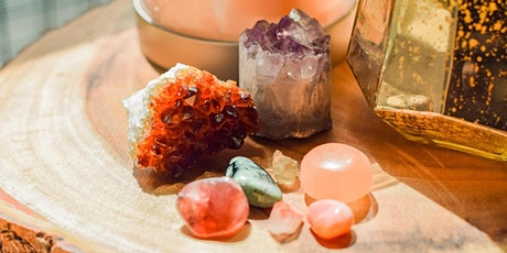 HERSpace I AM Workshop Series & The Benefits of Crystal Healing tickets