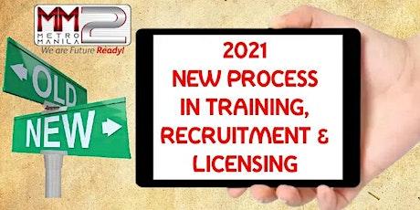 MM2 TRAINING, RECRUITMENT & LICENSING ORIENTATION (2021) tickets
