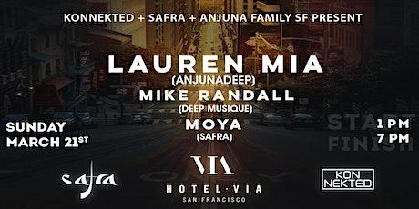 LAUREN MIA & Friends at Hotel Via Rooftop tickets