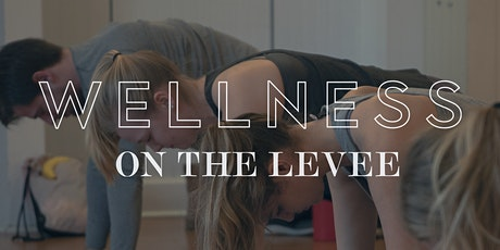 Wellness on the Levee: Gentle Yoga tickets