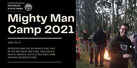 Mighty Man Camp 2021 tickets