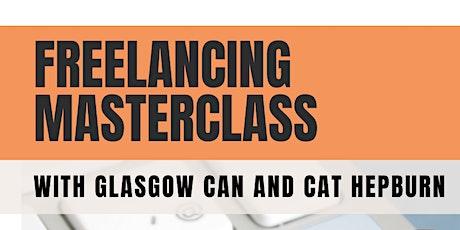 Freelancing Masterclass with Cat Hepburn tickets