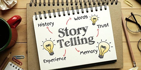 Workshop – Telling Stories Online; how to keep the audience on your side tickets