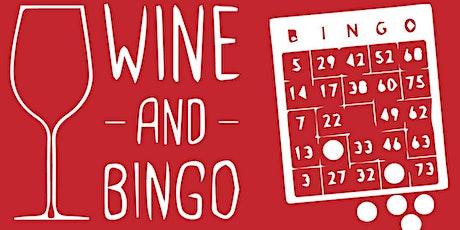 Wine and BINGO tickets