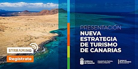 Presentación nueva estrategia de Turismo de Canarias entradas
