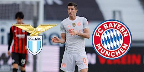 StrEams@!. Bayern Munich gege Lazio IM. LIVE ON biglietti