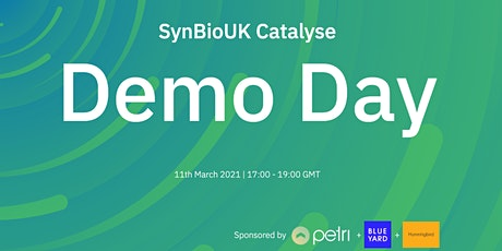 Catalyse Demo Day tickets
