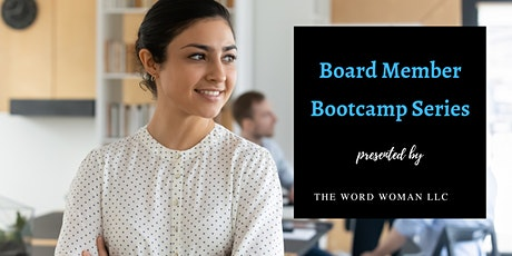 Board Bootcamp Series: Financial Governance & Fiduciary Responsibilities tickets