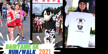 Chino Youth Museum's DairyAire 5k Run/Walk tickets
