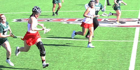 Girls Youth Lacrosse Camp July 26-29, 2021 tickets