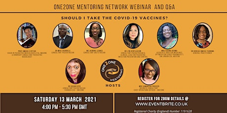 SHOULD I TAKE THE COVID -19 VACCINE? tickets