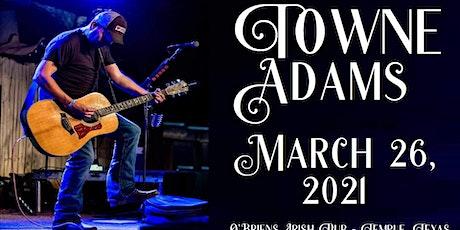 Towne Adams @ O'Briens Irish Pub tickets