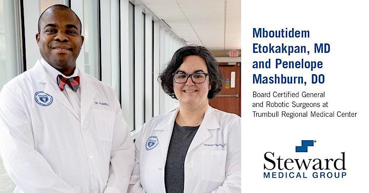 Steward Medical Group Free Hernia Screening image