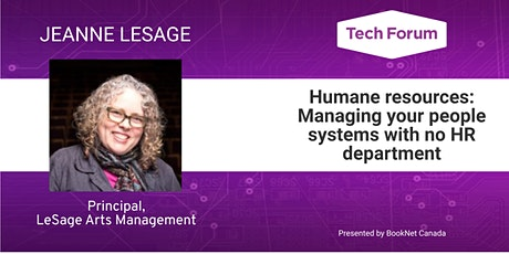 Humane resources: Managing your people systems with no HR department tickets