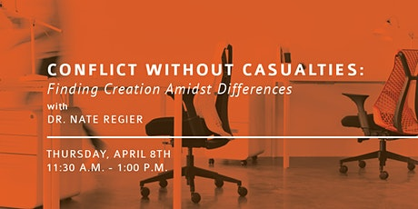 Conflict Without Casualties: Finding Creation Amidst Differences tickets