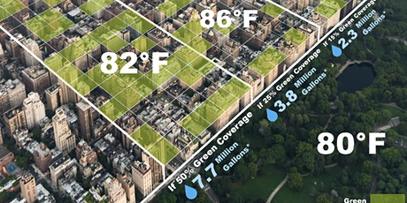 Ecological Infrastructure: Key to Carbon Capture in the Evolution of Cities tickets