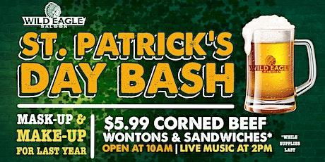 Wild Eagle Saloon St. Patrick's Day Bash tickets