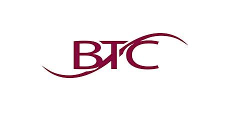 BTC Refresher Workshop tickets