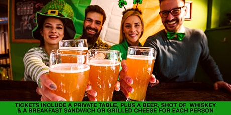 St. Patrick's Day Chicago at Casey Moran's tickets