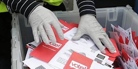 National Online Debate: Is Voter Fraud a Major Problem? tickets