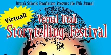 Vernal UTAH Storytelling Festival tickets