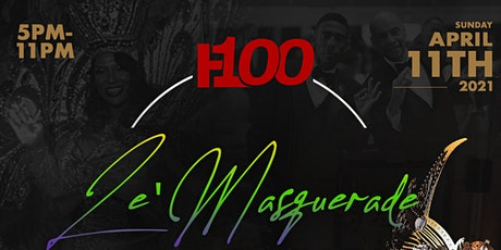 "Houston 100 ""Le'Masquerade"" Gala tickets"