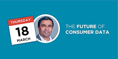 Conscious Conversation - The Future of Consumer Data tickets