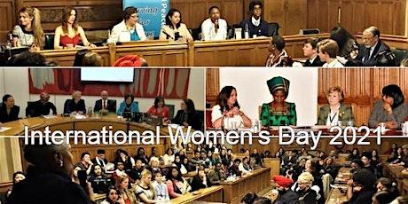 International Women's Day 2021 - Universal Peace Federation - UK tickets
