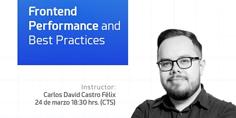 Frontend Performance and Best Practices   Skillup Session entradas