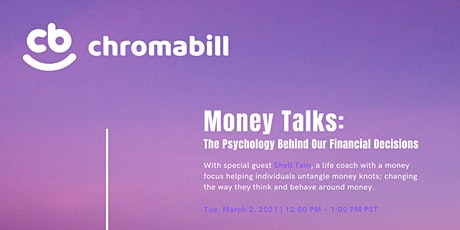 Money Talks: The Psychology Behind Our Financial Decisions tickets