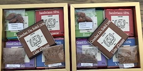 Chocolate Geek Tasting entradas