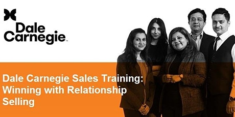 Dale Carnegie Sales Training: Winning with Relationship Selling tickets