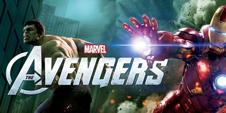Poolside Movie Club up at Alto: The Avengers tickets