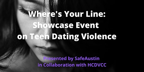 Where's Your Line:  Teen Dating Violence tickets
