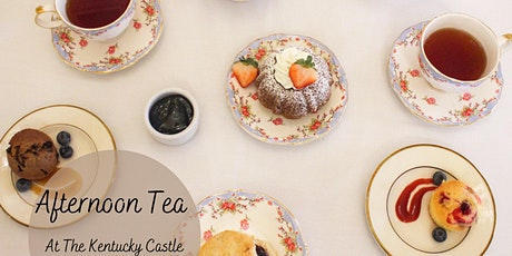 Afternoon Tea @ The Kentucky Castle tickets