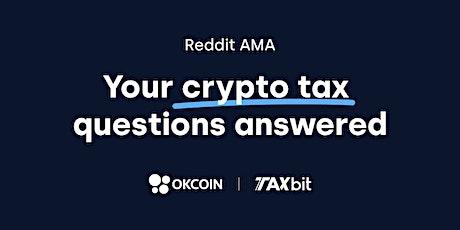 Crypto Taxes: AMA with TaxBit's Justin Woodward tickets