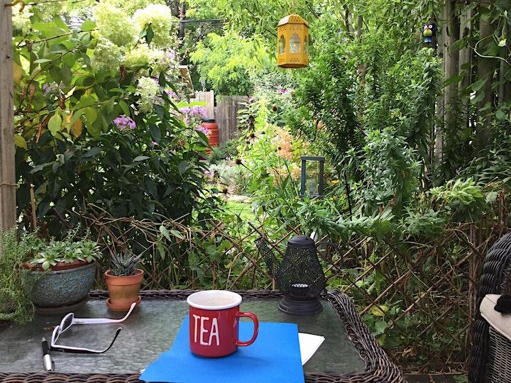 Growing a Magickal Tea Garden image