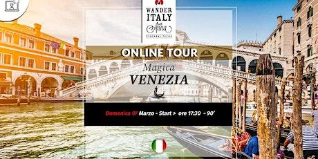 Magica Venezia tickets