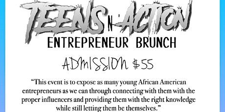 Teens N' Action Brunch tickets