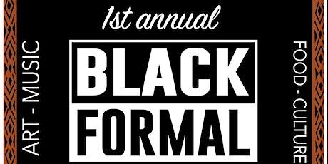Black Formal tickets