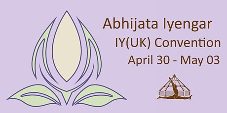 Iyengar Yoga (UK) Convention 2021 with Abhijata Iyengar tickets