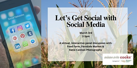 Let's Get Social with Social Media! tickets