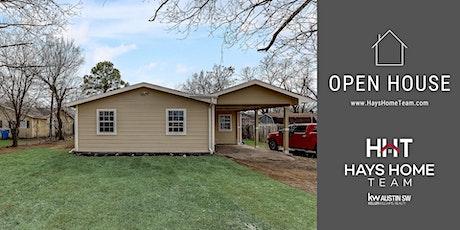 Open House | 903 Linden St, Bastrop, Texas 78602 tickets