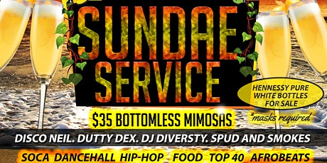 Sundae Service tickets