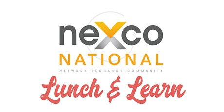 neXco National Lunch & Learn Masterclass tickets