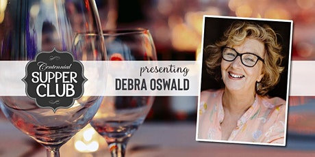 Supper Club with Debra Oswald tickets